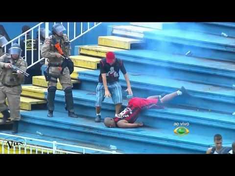 Ужас бразильского околофутбола - Horror okolofutbol brasileño