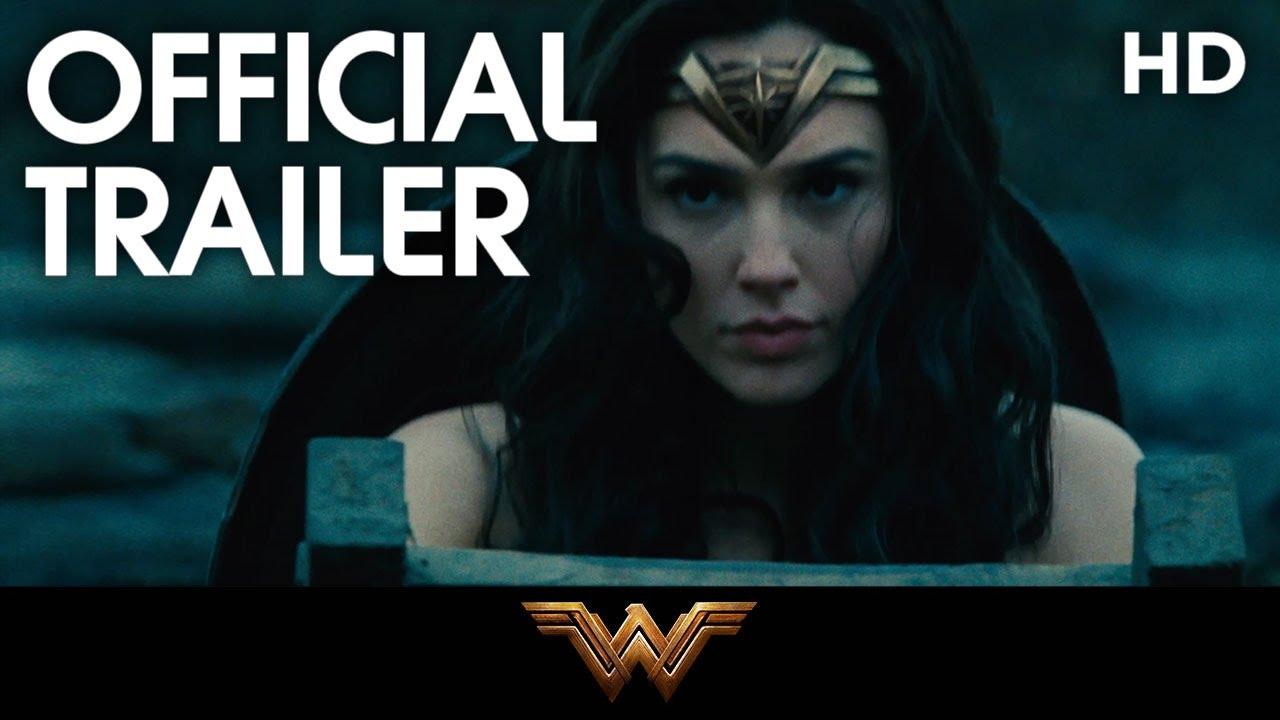 Download Wonder Woman (2017) Official Trailer [HD]