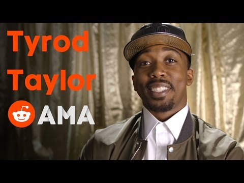 Tyrod Taylor, Buffalo Bills quarterback. Ask me anything!