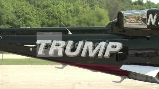 IA: TRUMP GIVES HELICOPTER RIDE TO KIDS