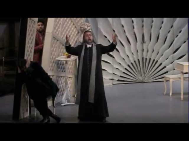 G.Rossini - »Il barbiere di Siviglia/Der Barbier von Sevilla« // Semperoper Dresden