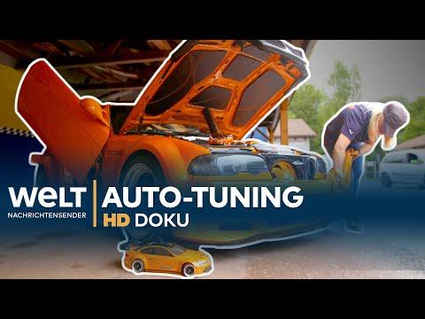 Auto-Tuning - Profi-Tuner und Hobbyschrauber | HD Doku