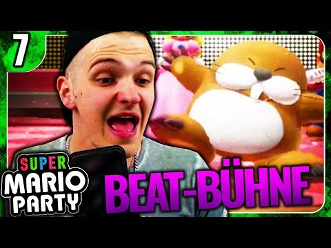 Eskalation auf der Beat-Bühne! 🎉 Super Mario Party #7