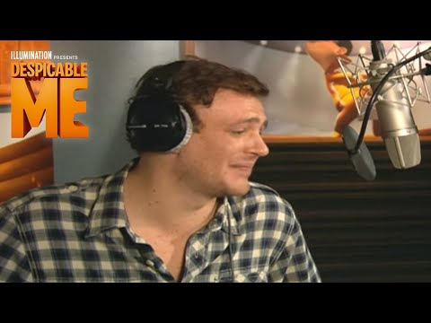 "Despicable Me - Bonus: ""Great Actor Voices"" - Illumination"