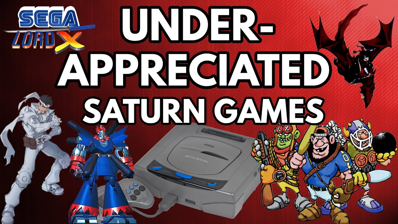 Underappreciated Saturn Games