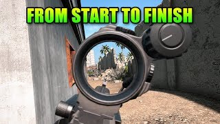 From Start To Finish | Squad Gameplay