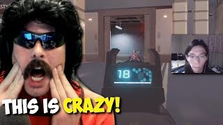 DrDisRespect Reacts to Ultra Low Graphics in Apex Legends | Best Doc Moments (1080p60)