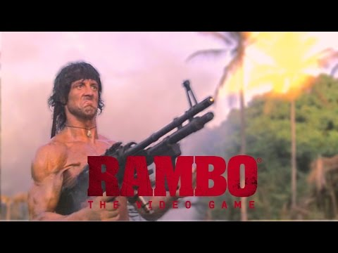 Rambo: The Video Game Обзор 60FPS
