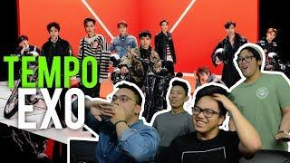 "Don't mess up EXO's ""TEMPO"" (MV Reaction) 엑소 #BANGER"