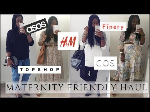 SPRING SUMMER 2018 COLLECTIVE TRY ON HAUL (MATERNITY FRIENDLY)   INSPIRED BY IDA  