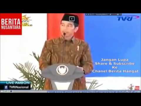 Jokowi Tidak Bisa Menyebut Laa Hawla...?