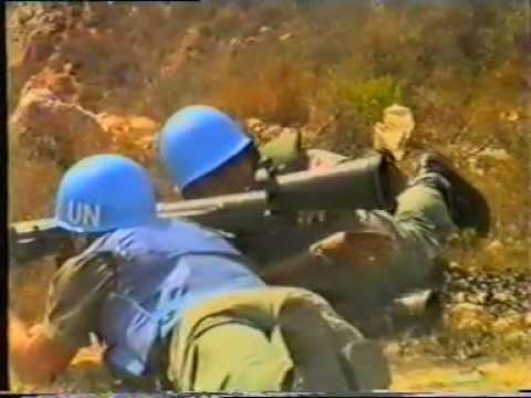 UNIFIL XXVII - FMR Lebanon 1991 Memory Video