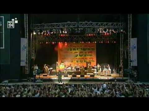 LUCIANO (THE MESSEN'JAH) - LIVE @ CHIEMSEE REGGAE SUMMER (2002) KINGSPLIFF
