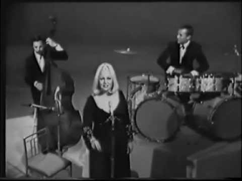Peggy Lee - Fever . TV live 1963