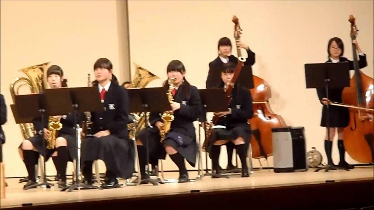 吹奏楽 パンチラ 松山工業高校吹奏楽部 : 久万高原JAZZピクニック