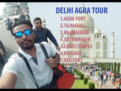 Delhi Agra, Taj Mahal Private Tour by VOLVO BUS