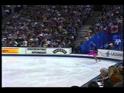 Tara Lipinski (USA) - 1996 World Figure Skating Championships, Ladies' Short Program
