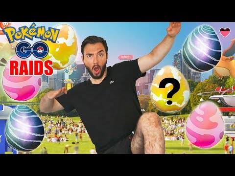 RAID POKEMON GO en MASSE !! DavidLafargePokemon Vs BOSS POKEMON GO !
