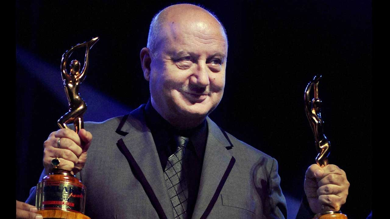 Image result for anupam kher award
