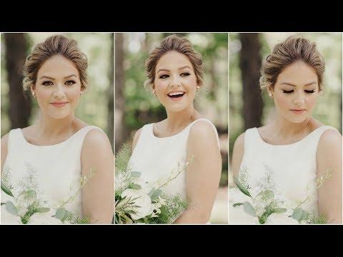 MY WEDDING DAY MAKEUP | Shelbey Wilson