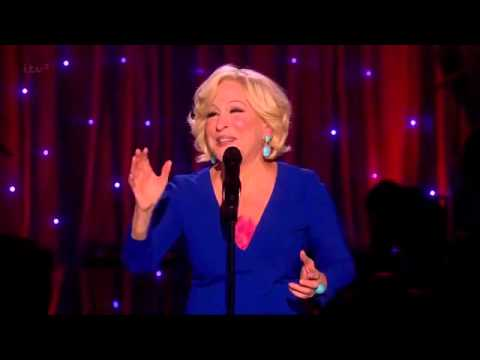 Bette Midler  One Night Only   From A Distance 2014