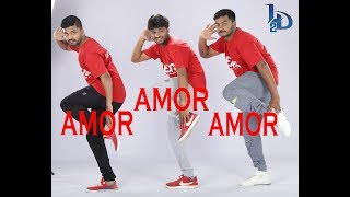 Jennifer Lopez - Amor, Amor, Amor ft. Wisin Dance video || Choreography by LIVE TO DANCE-L2D