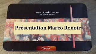 Marco Renoir ✏ Présentation