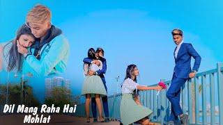 Dil Maang Raha Hai Mohlat | SR | Cute Love Story | SR Brothers | New Hindi Song 2020