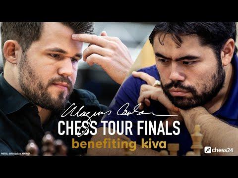 ¡Match definitivo! Magnus Carlsen vs Hikaru Nakamura ; Final del Magnus Carlsen Tour