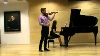 J. Engel - Chabad'er Melodie op. 20 no.1