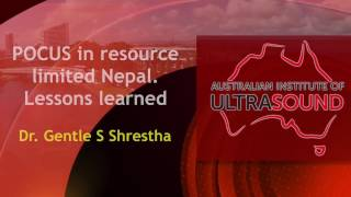 POCUS in resource limited Nepal – Lessons learned