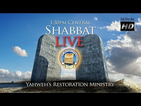 LIVE Sabbath Services January 12, 2019