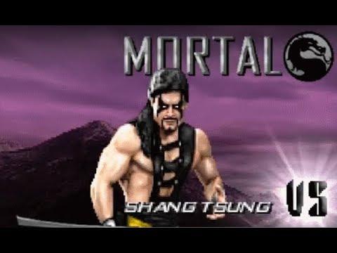 Mortal Kombat Project 4.1 (2018) Season 2 Final - Shang Tsung Full Playthrough