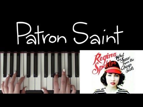 How to play: Patron Saint - Regina Spektor