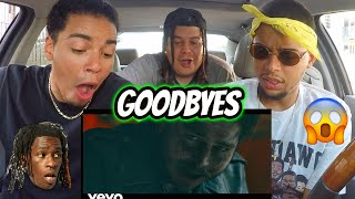 Baixar Post Malone - Goodbyes ft. Young Thug | REACTION REVIEW