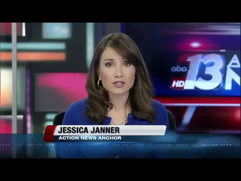 Jessica Castro News Anchor Demo YouTube