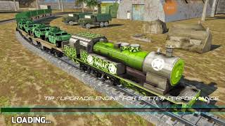 US Army Train Simulator 3D Android Gameplay