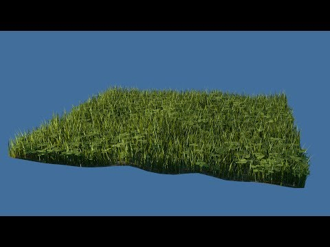 How to Create Grass in Blender