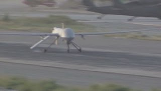 Taliban recruiting from drone warfare