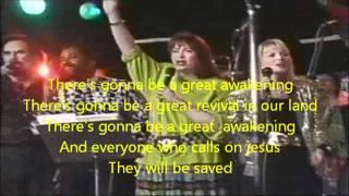 Great Awakening Lyrics-Tom Inglis