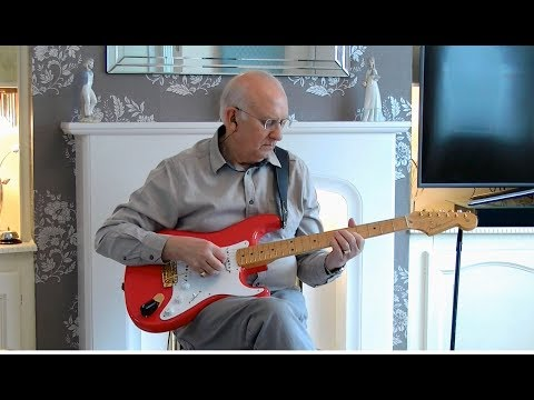 This is My Song - Petula Clark - instrumental cover by Dave Monk