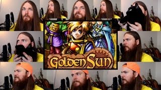 Golden Sun - Isaac Battle Theme Acapella