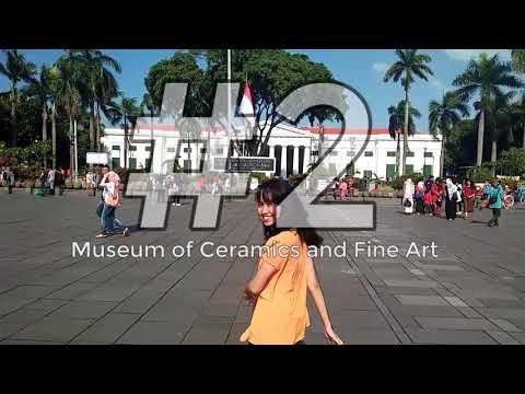Museums in Kota Tua in Jakarta