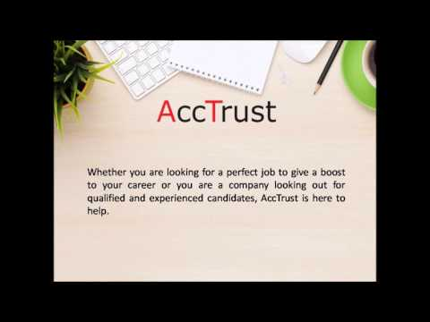 Top-Notch Recruitment Agency in Singapore - Acc Trust Recruit