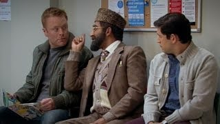 Waiting Room - Citizen Khan: Series 2 Episode 3 Preview - BBC One