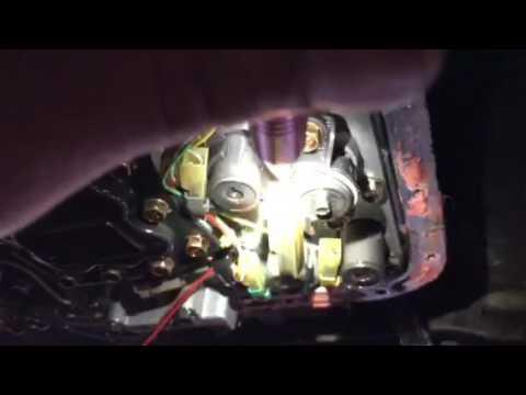 SUBARU transmission problem