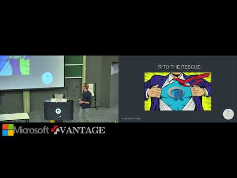 "satRday Cape Town   2018 | Naas van Heerden: ""Why build Models as Apps?"""