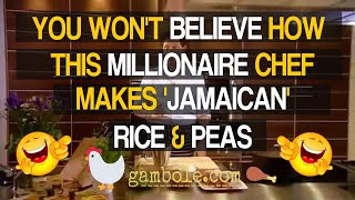 Gambar cover Chicken, Rice & Peas Marco Pierre White. Levi Roots will be laughing his dreads off at this.