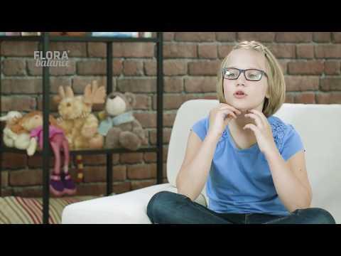 Florabalance Plus és Baby&Junior reklám