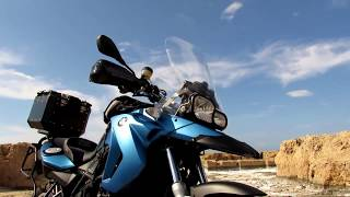 BMW F650GS 2010.KOKKINA FEGARIA TEST